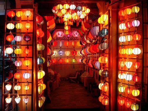 这张图上有189盏灯笼。