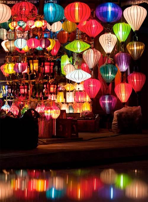 这张图中有68盏灯笼。