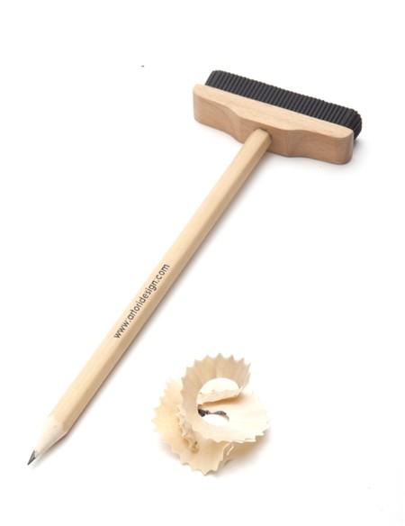 顶上的小扫帚不知道能不能拆卸
