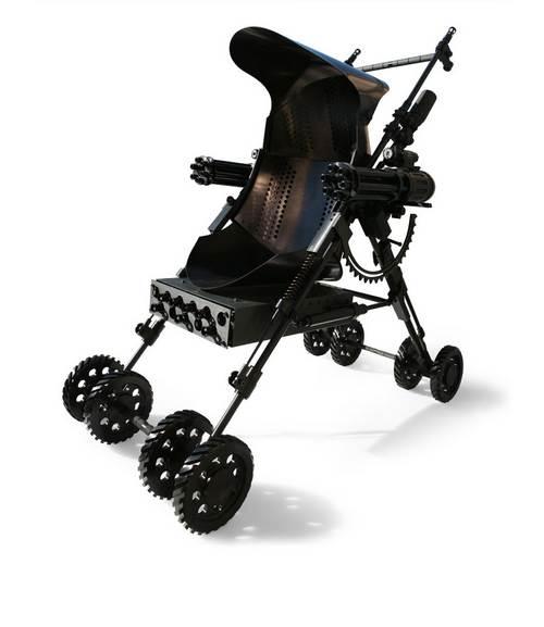 007的婴儿车。