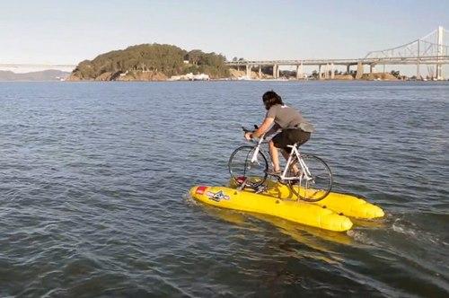 Judah 生活在纽约,天天看着哈德逊河就产生了这种想法。