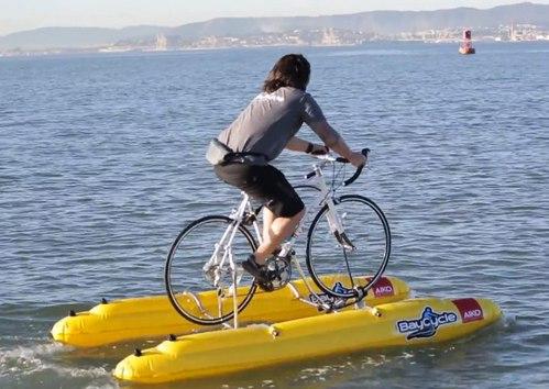 自行车出行低碳环保不堵车。