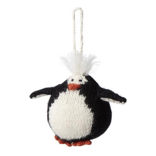 这是……发型爆炸了的企鹅?