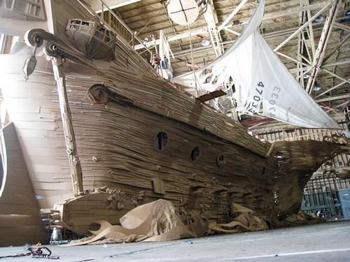 幽灵船都是沉船