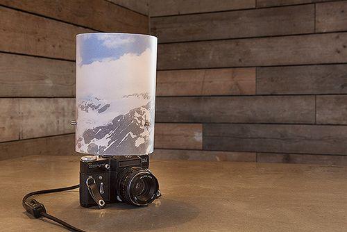 俄产泽尼特相机