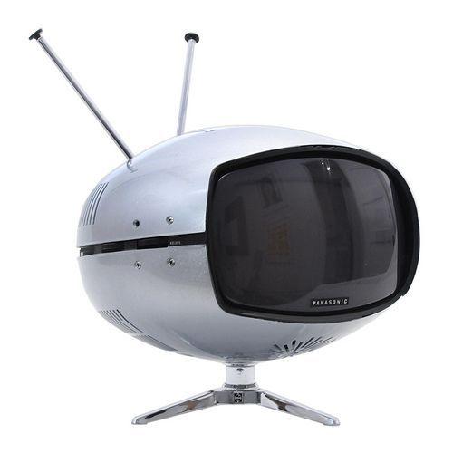 最像外星人的电视。