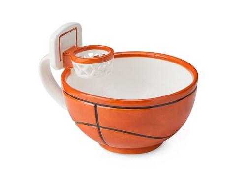 值此世界杯如火如荼进行之时,特奉上篮球杯一只,祝贺马刺夺冠NBA。