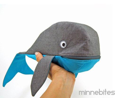 鲸鱼的容量会比别的大吗?