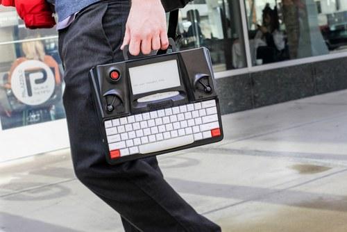 这造型好意思说参考了情人节打字机?