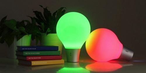 这样的灯泡真是适合约会