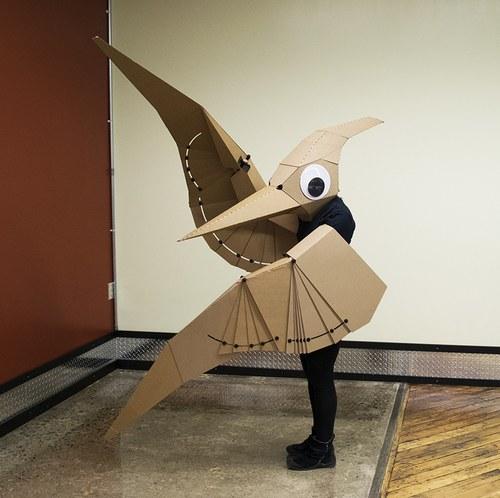 回来补说明:鸟不是从翼龙进化来的