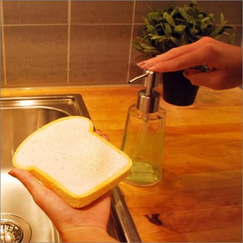 面包吸附性好!